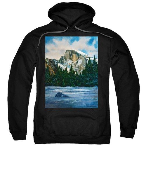 After The Snowfall, Yosemite Sweatshirt