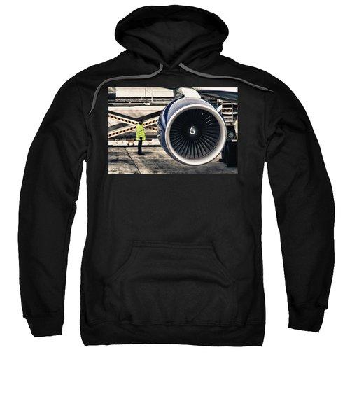 Airbus Engine Sweatshirt