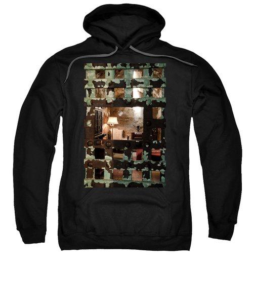 Al Capone Cell Sweatshirt by Crystal Wightman