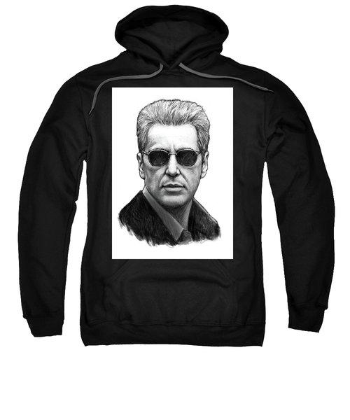 Al Dampier - God Father 3 Art Poster Sweatshirt