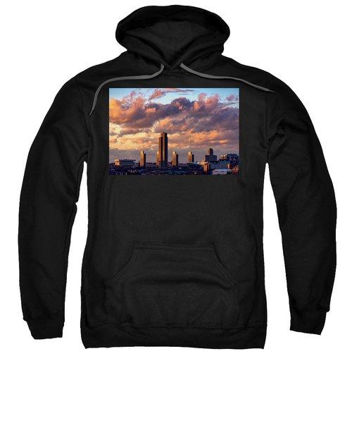 Albany Sunset Skyline Sweatshirt