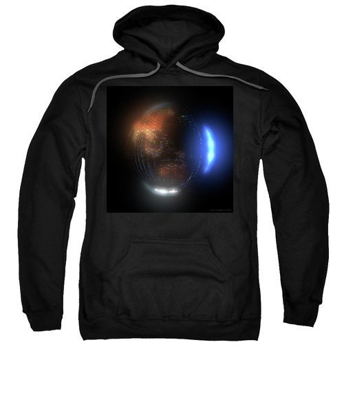 Albedo - Transition From Night To Day Sweatshirt