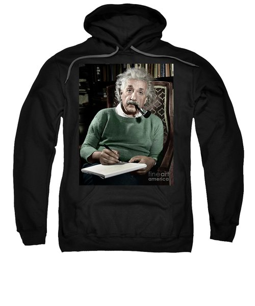 Albert Einstein Sweatshirt