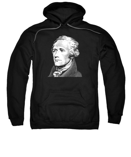 Alexander Hamilton - Founding Father Graphic 2 Sweatshirt