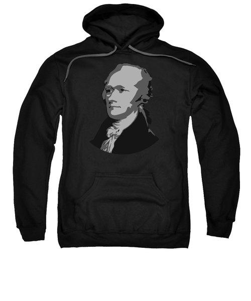 Alexander Hamilton Graphic Sweatshirt