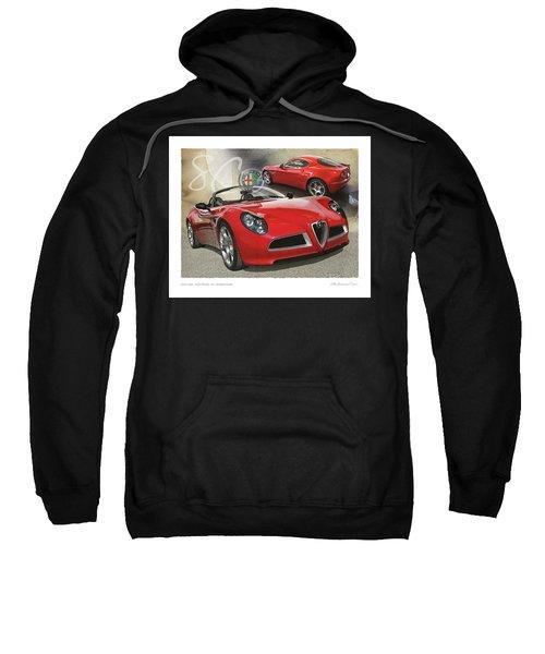 Alfa Romeo 8c Competizione Sweatshirt