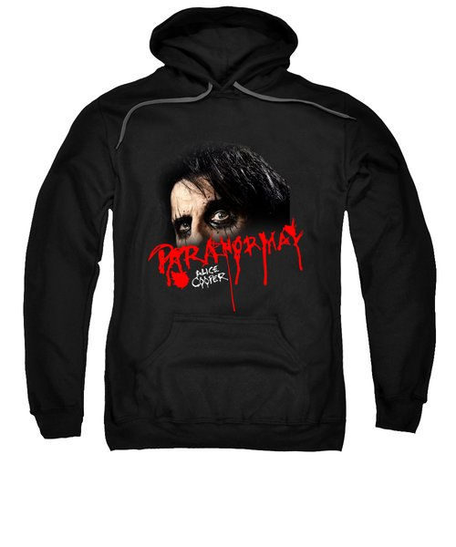 Alice Cooper Paranormal Face Sweatshirt