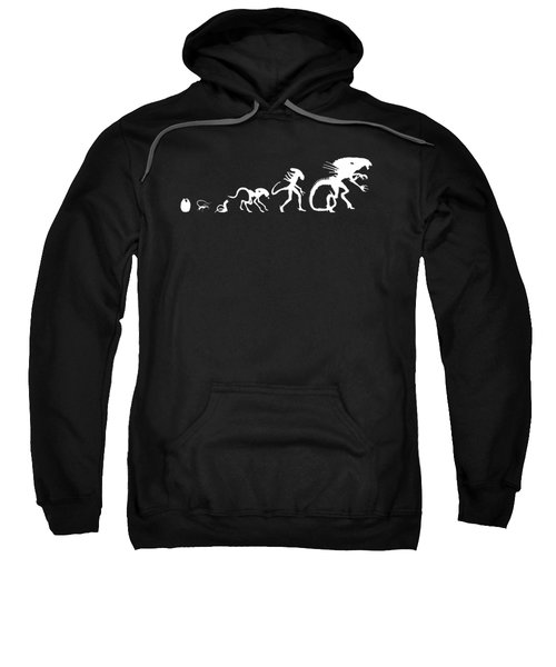 Alien Evolution Sweatshirt