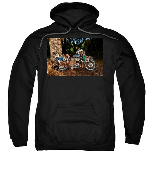 All But The Kitchen Sink Sweatshirt