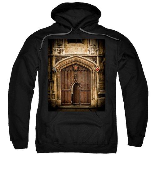 Oxford, England - All Souls Gate Sweatshirt