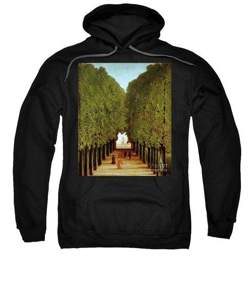 Alleyway In The Park Sweatshirt