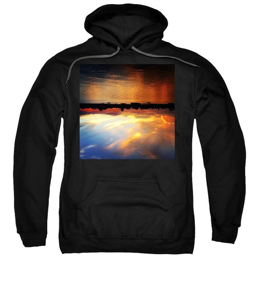 All Depends On How You Look At It Sweatshirt