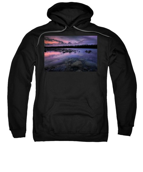 Along The Athabasca Sweatshirt