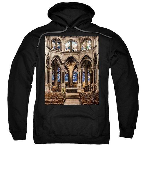 Paris, France - Altar - Saint-severin Sweatshirt