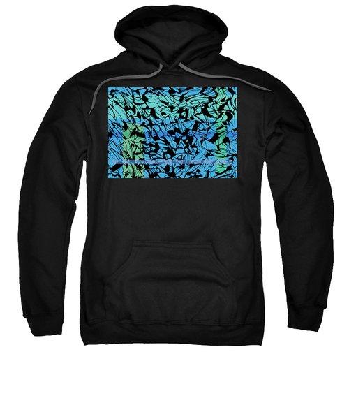 Alternate Topography 3 Sweatshirt