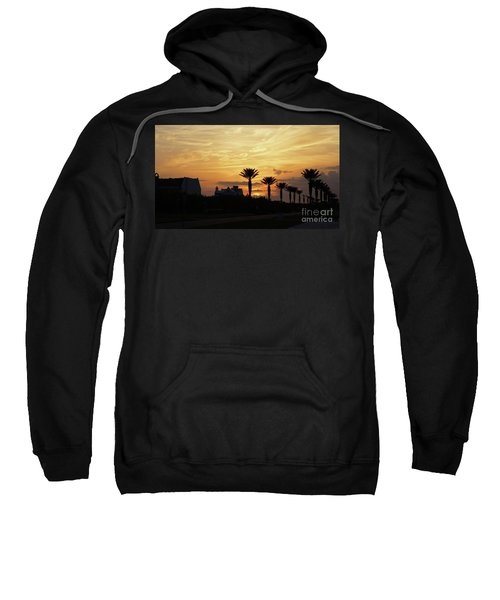 Alys At Sunset Sweatshirt