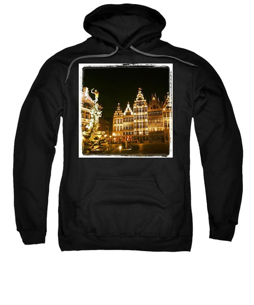 Amazing Romantic Antwerp Sweatshirt by Chantal Mantovani