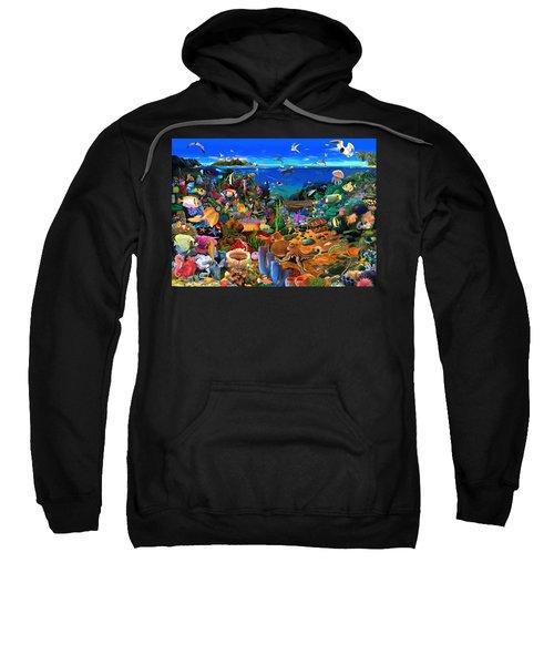 Amazing Coral Reef Sweatshirt
