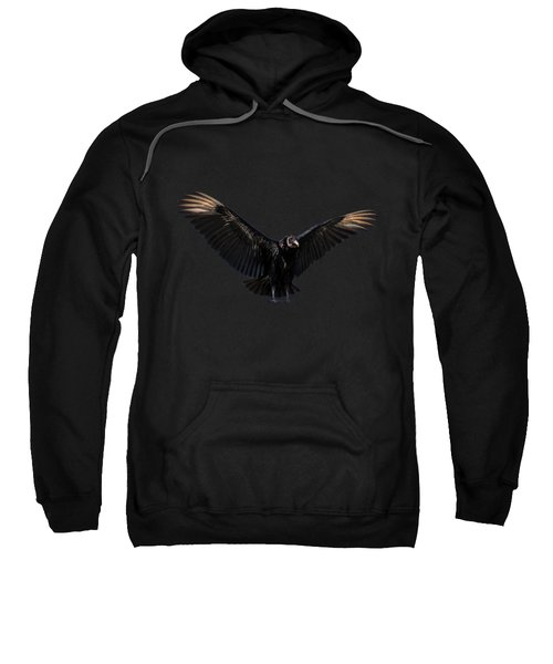 American Black Vulture Sweatshirt