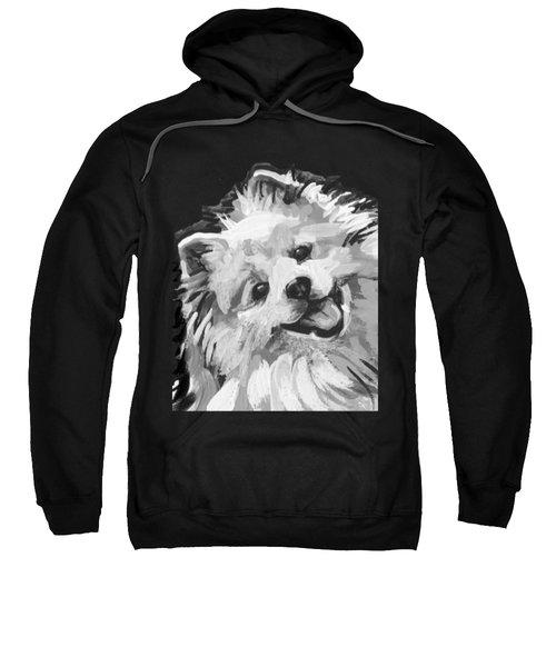 American Eskimo Pooch Sweatshirt