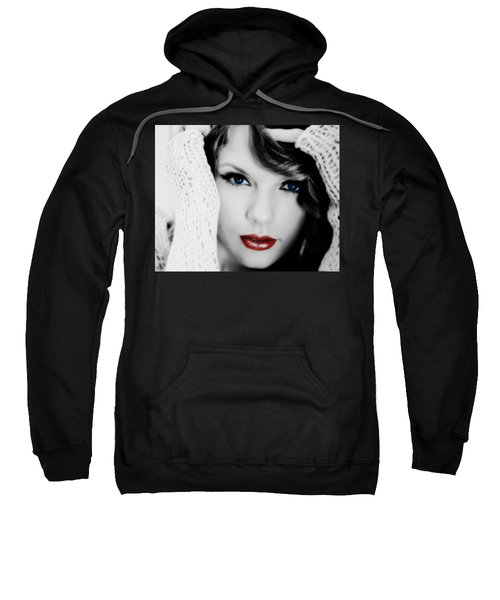 American Girl Taylor Swift Sweatshirt by Brian Reaves