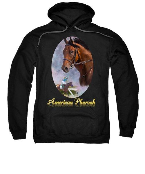 American Pharoah Framed Sweatshirt