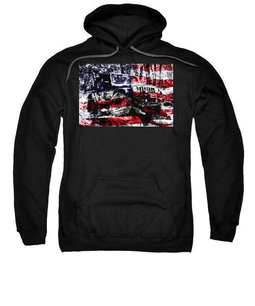 American Rock Crawler Sweatshirt