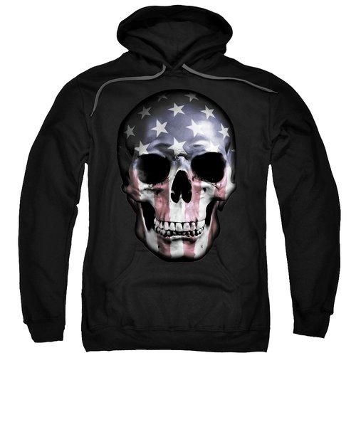 American Skull Sweatshirt