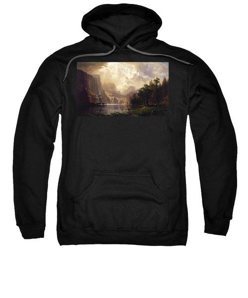 Among The Sierra Nevada Sweatshirt