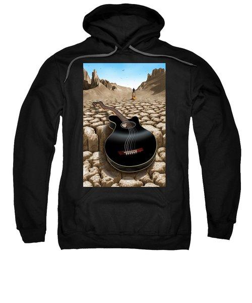 An Acoustic Nightmare 2 Sweatshirt by Mike McGlothlen