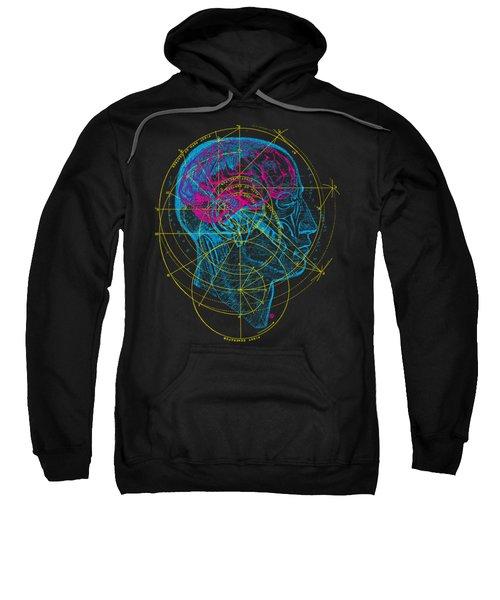 Anatomy Brain Sweatshirt
