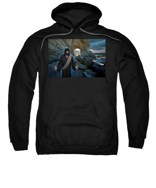 And Surely I Am With You Always To The Very End Of The Age Sweatshirt