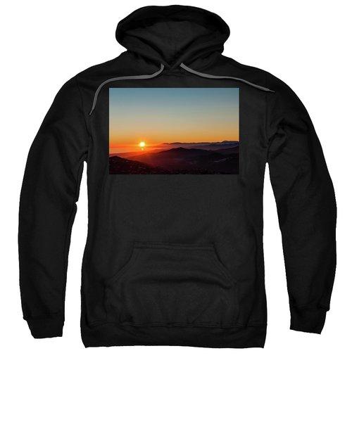 Andalucian Sunset Sweatshirt