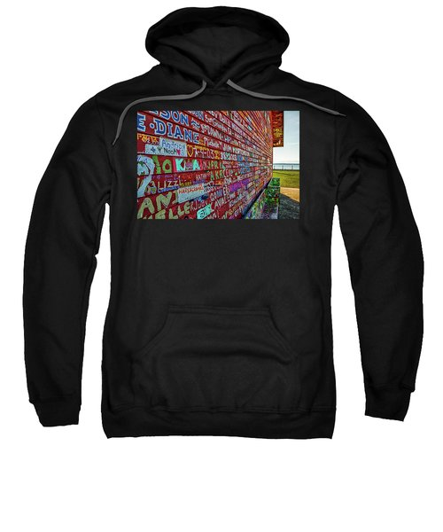 Anderson Warehouse Graffiti  Sweatshirt