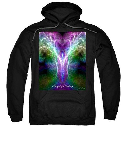 Angel Of Healing Sweatshirt