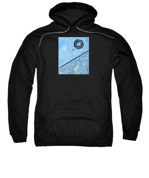 Angle Of Repose Vertical Sweatshirt