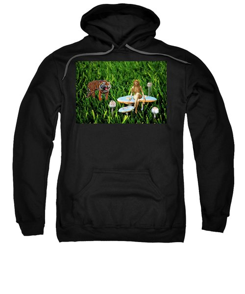 Angoisse Feminine#3 Sweatshirt