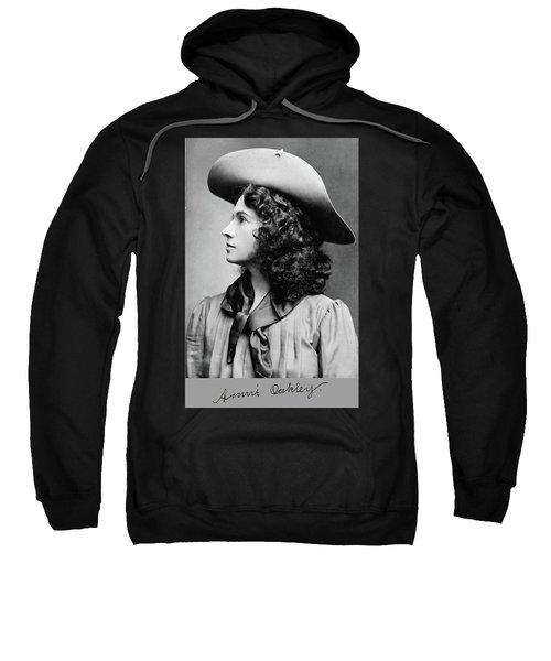 Annie Oakley Profile Sweatshirt