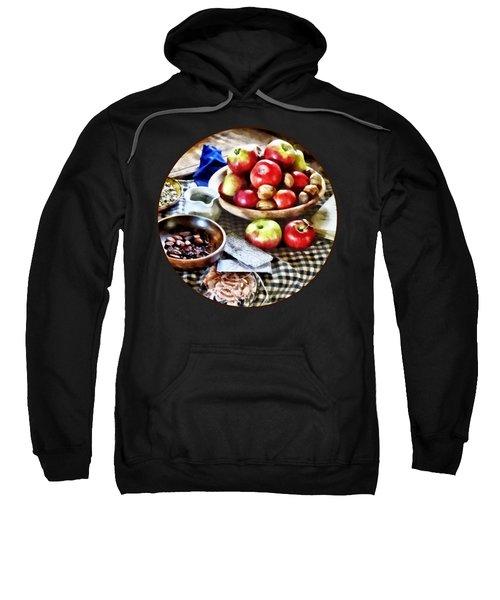 Apples And Nuts Sweatshirt