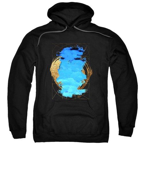 Aqua Gold No. 1 Sweatshirt