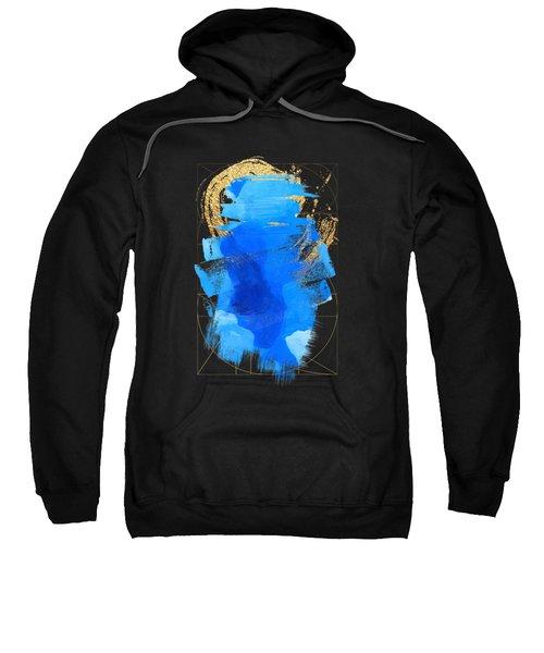 Aqua Gold No. 3 Sweatshirt by Serge Averbukh