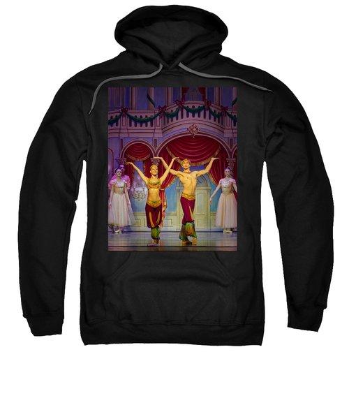 Arabian Dancers Sweatshirt