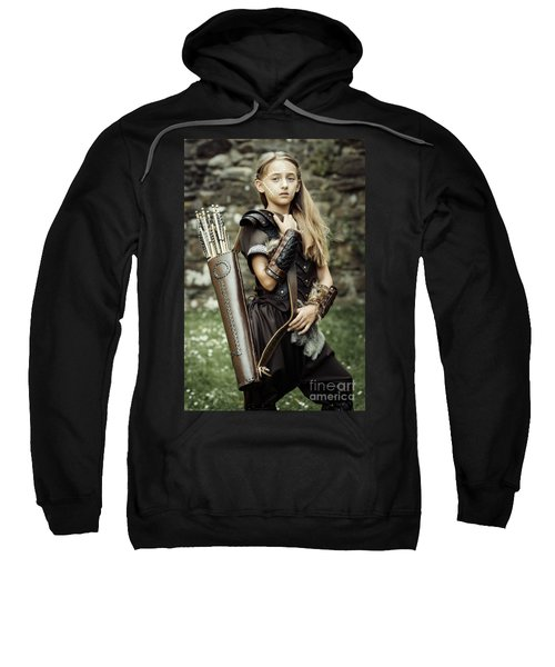 Archer Warrior Sweatshirt