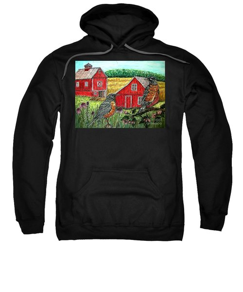 Are You Sure This Is The Way To St.paul? Sweatshirt