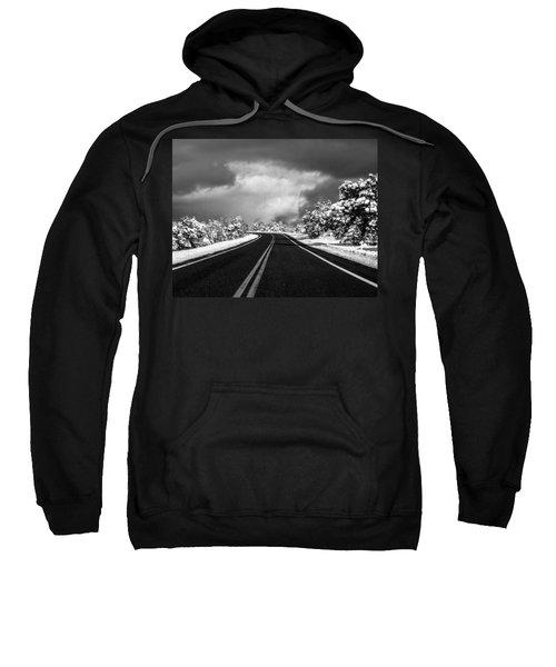 Arizona Snow Sweatshirt