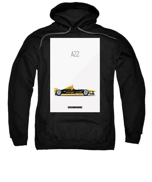 Arrows Asiatech A22 F1 Poster Sweatshirt