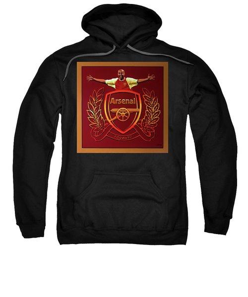 Arsenal London Painting Sweatshirt