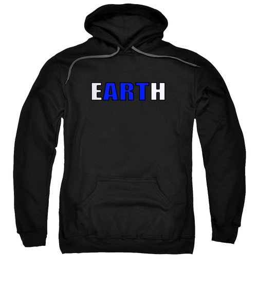 Art In Earth Sweatshirt