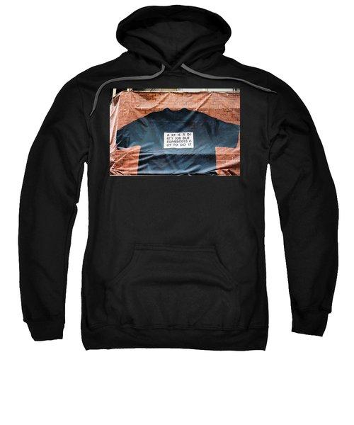 Art Shirt Sweatshirt
