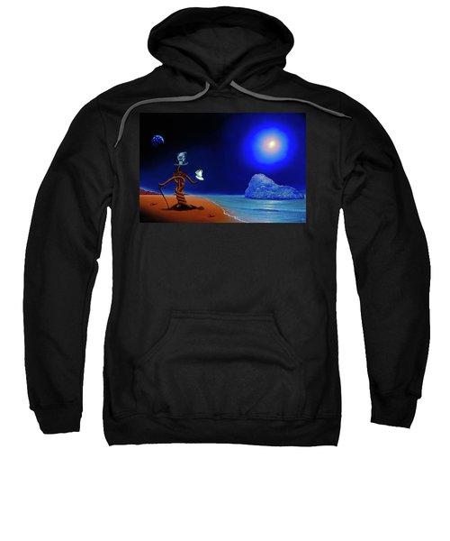 Artist Conversing Sweatshirt